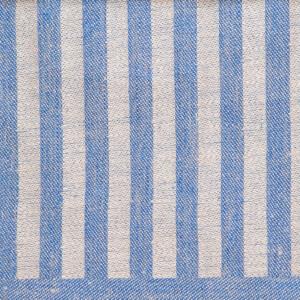 Anne bordslöpare färgprov design Hanne Vedel färg sandvarp blå