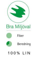 Klassbols bra miljoval miljövänlig naturmaterial