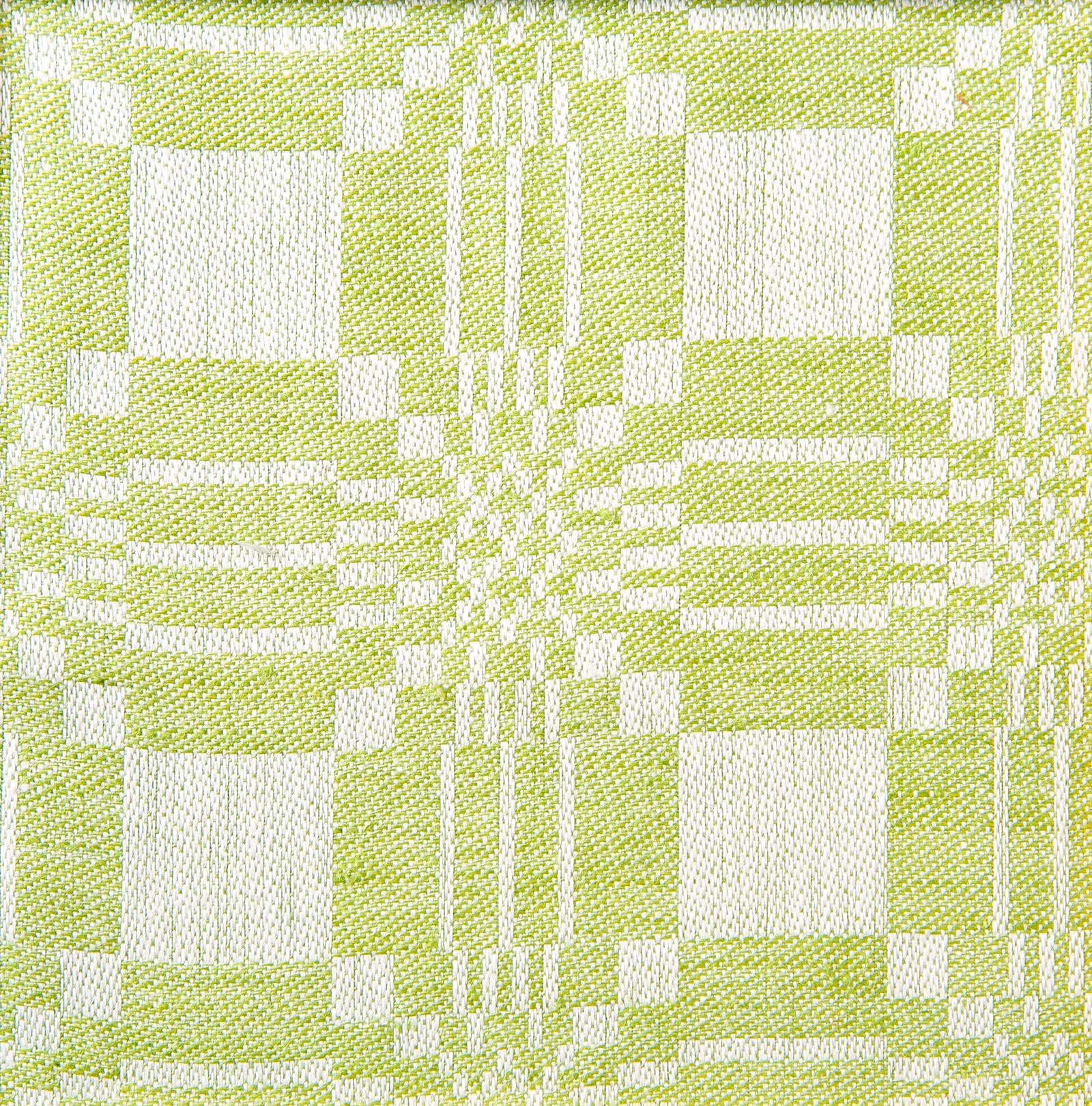 Citron linblomsgrön färgprov