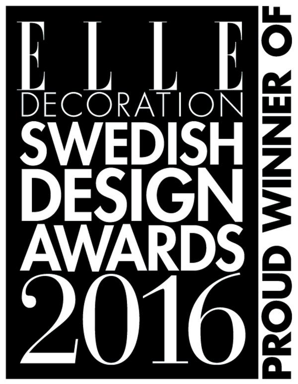 Elle interieör design award Klässbols linnneväveri