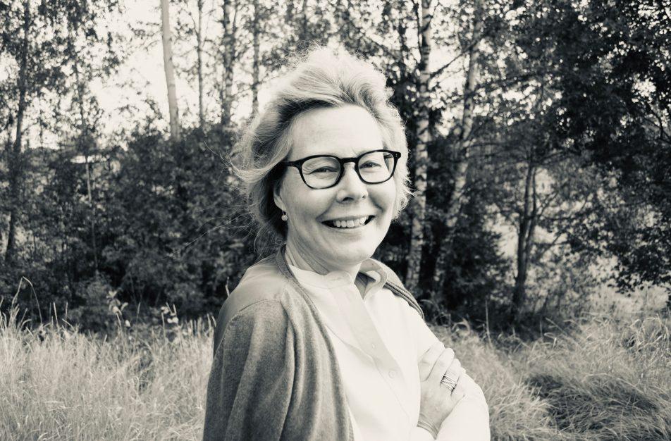 Lena Alvin Klässbols Stockholm / Sveavägen foto Magnus Lersten