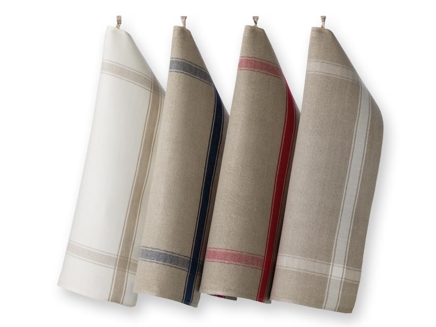 Allmoge handduk av Klässbols Studio Klässbols Linneväveri
