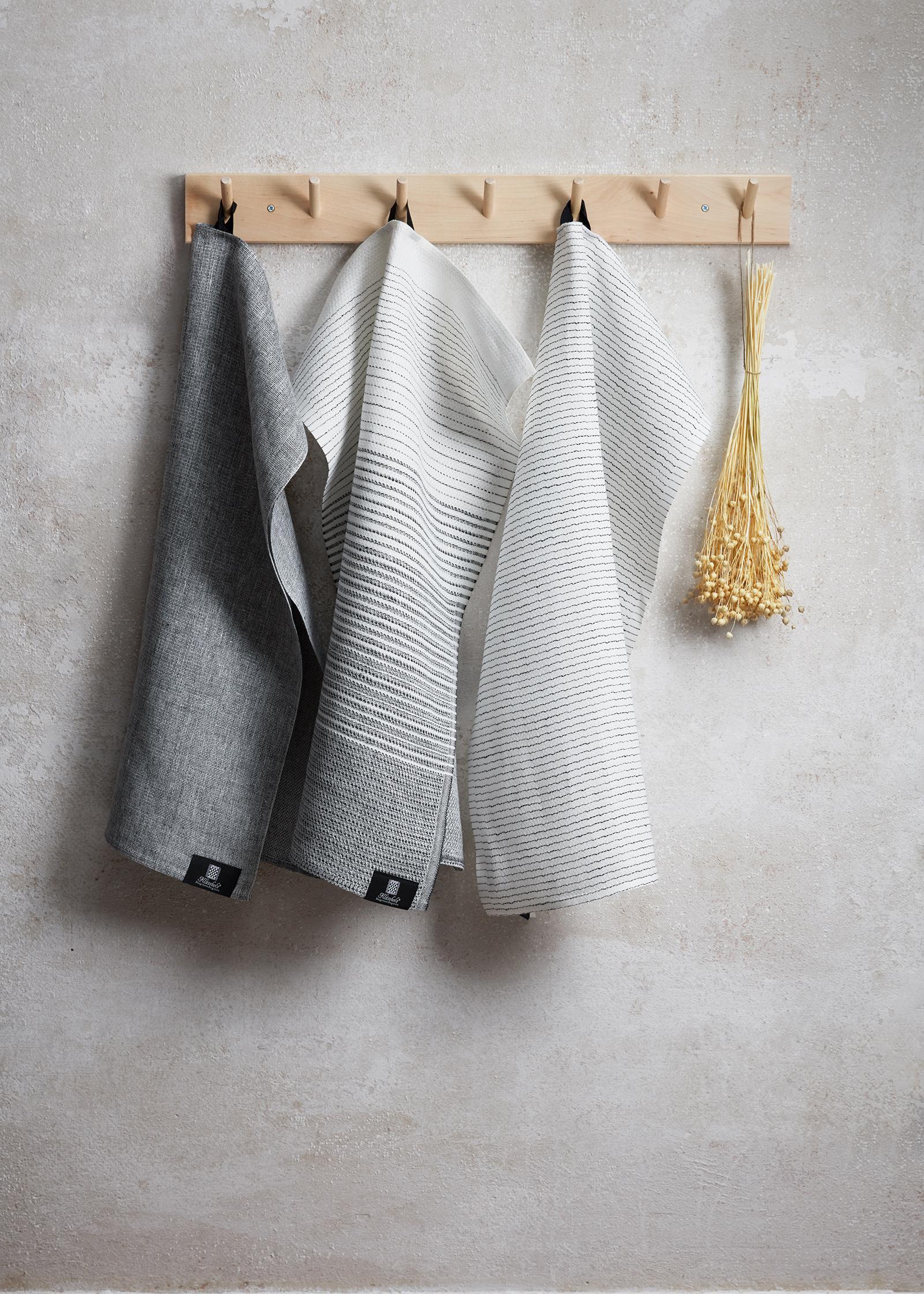 BADA handdukar Klässbols design Lena Bergström