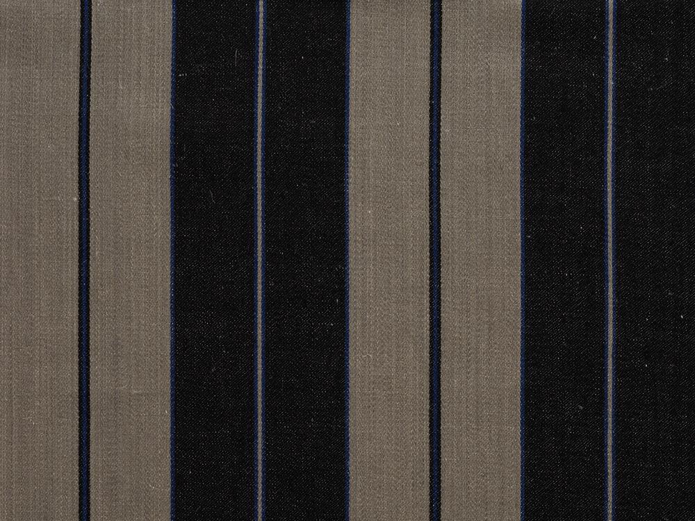 Bolster bredrand svart metervara Lena Rahoult Klassbols