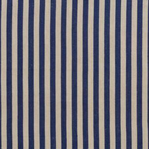 Bolster smalrand blå metervara Lena Rahoult Klässbols