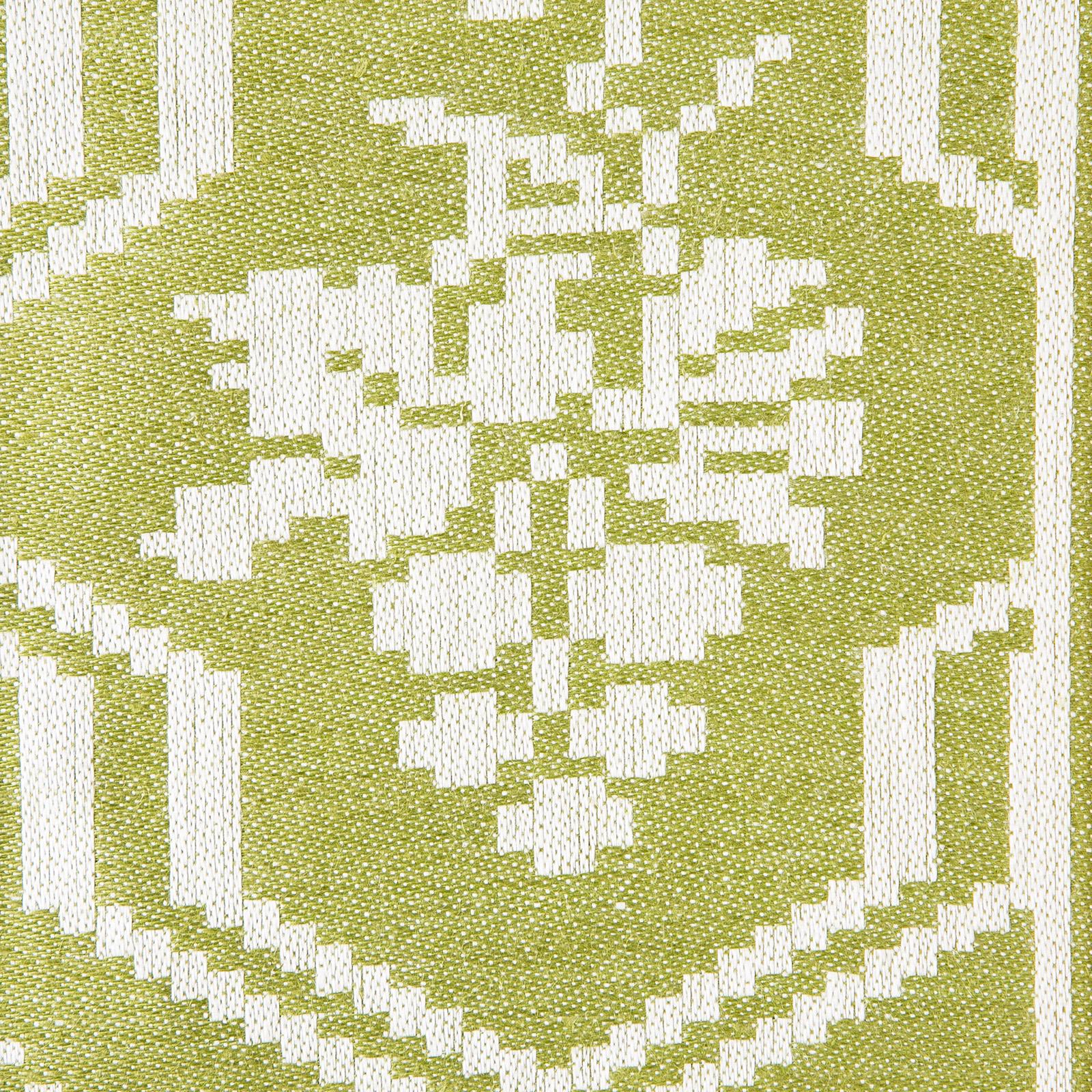 Druvklasen linblomsgrön färgprov