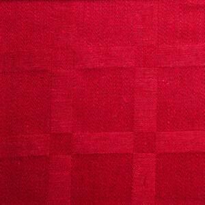 Dylta linne duk servett tablett Klässbols Linneväveri röd