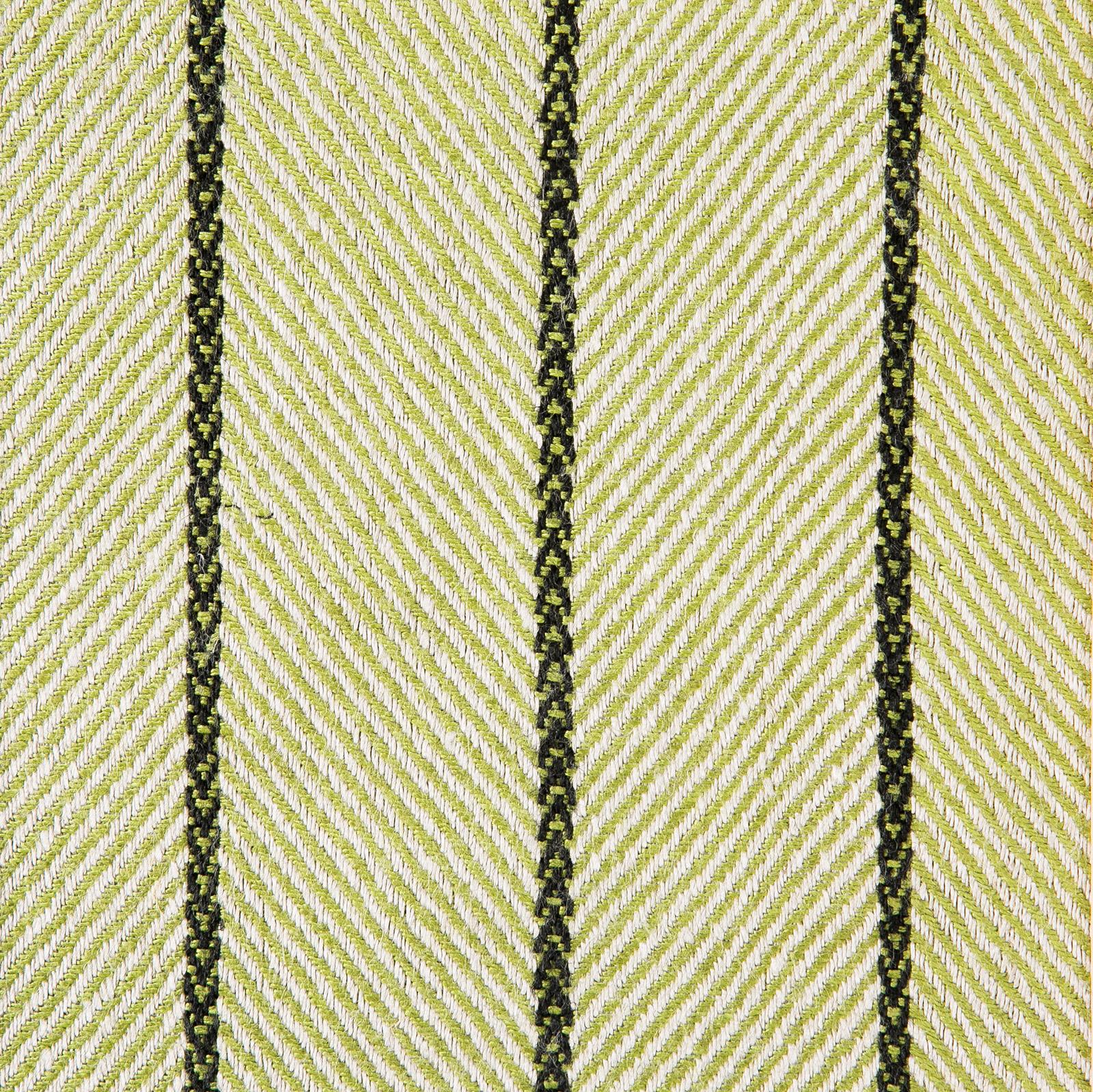 Gärdet linblomsgrön färgprov