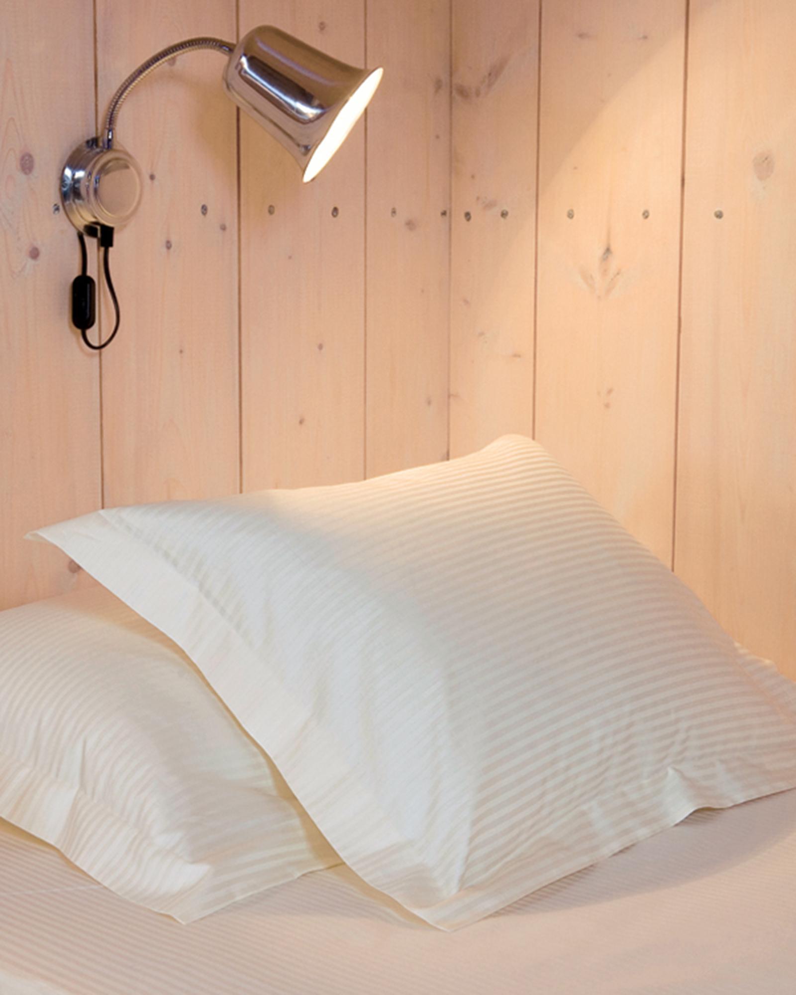 Gastaldi ara sängkläder Klässbols Linneväveri creme