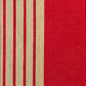 Gillet duk hellinne Klässbols Linneväveri-urban johansson röd|Color:rod