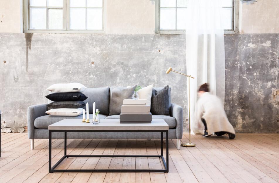 Vardagsrum Klässbols Linneväveri