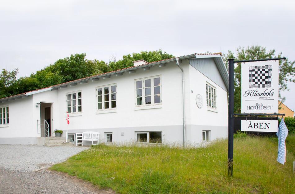 Klässbols Linneväveri Danmark Hørhuset