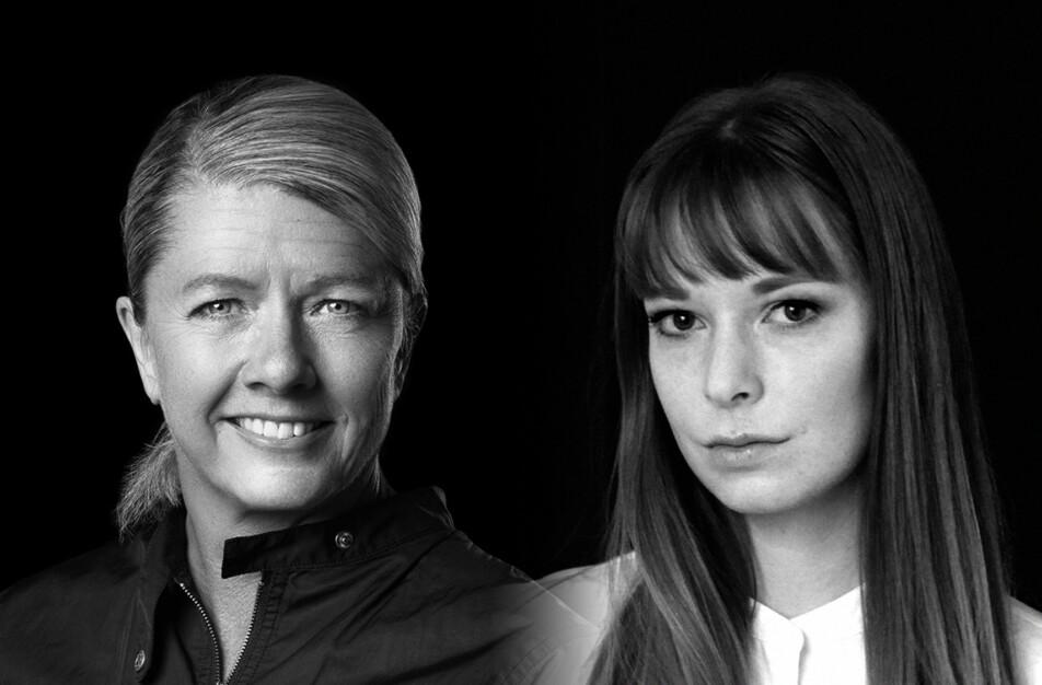 Lena Bergström och Jennie Adén gästar i butiken