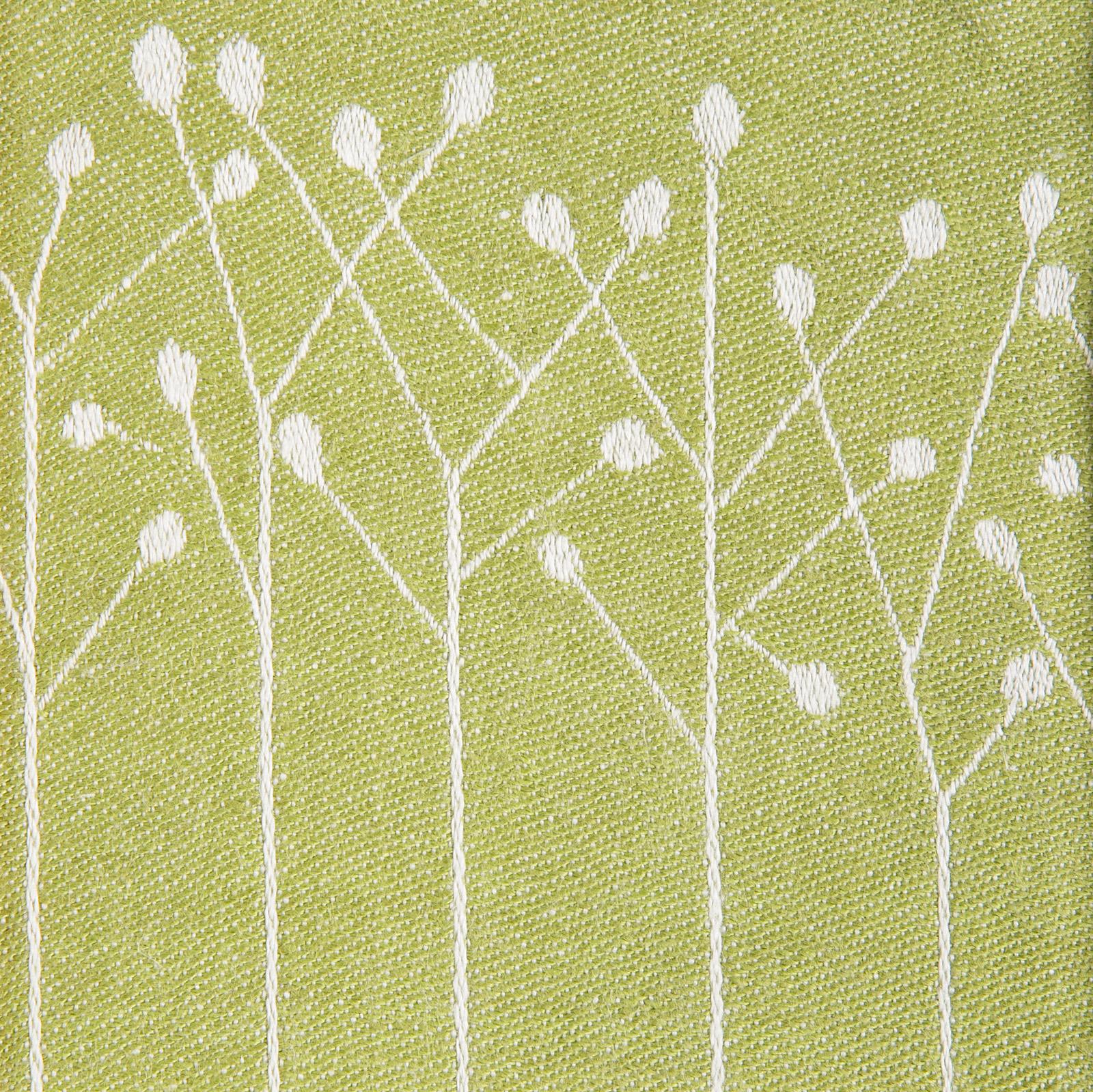 Linsval linblomsgrön färgprov