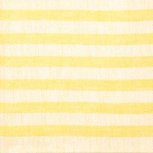 Mönster, handduken Marie färg gul