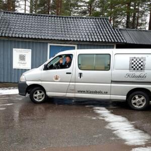 Nobeldukarna leverans Klässbols Linneväveri