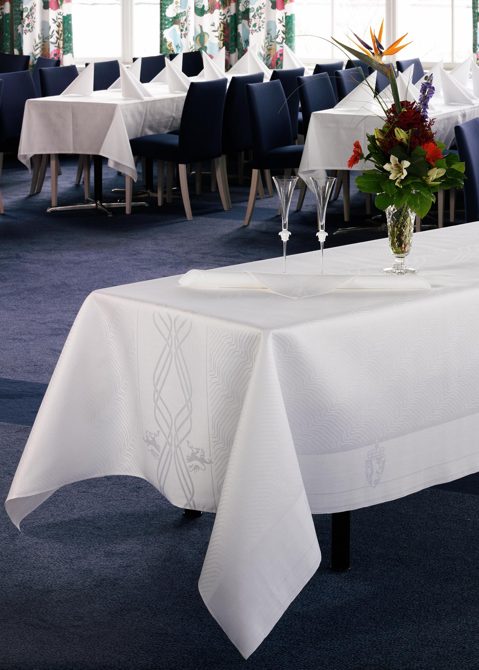 Det Konglige Utenriksdepartement Norges - Norwegische Botschaft. Design Ingela Bengtsson