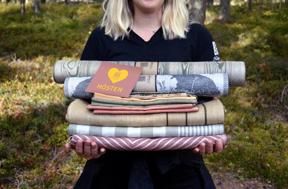 Öppettider Klässbols Linneväveri höst / vinter