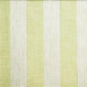 Randig linne handduk Klässbols studio linneväveri grön