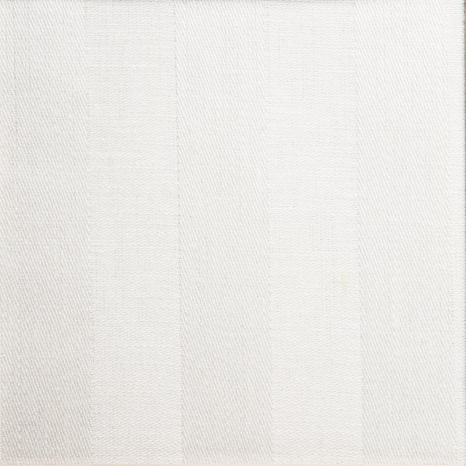 Randig linne handduk Klässbols studio linneväveri vit