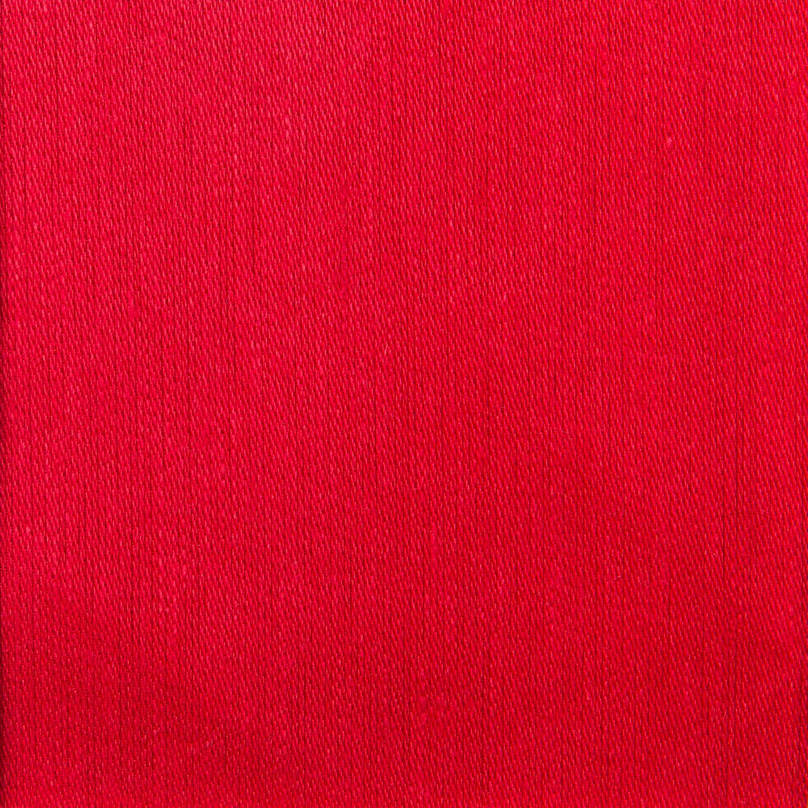 Rosso servetter hellinne Klässbols studio linneväveri röd