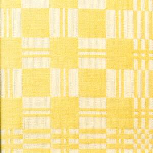 Stavnäsrutan hellinne Klässbols Linneväveri Hjalmar Johansson gul|Color:gul